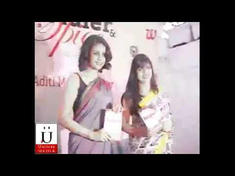 Gul Panag at Author Aditi Mathur's Book Launch 'The Spice & Soldier'