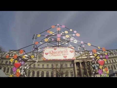 Bucuresti capitala iubirii 2017 / Bucharest the capital of love 2017