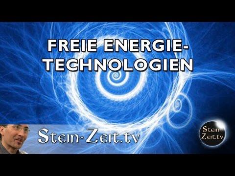 Robert Stein: Freie Energietechnologien (Regentreff 2012)