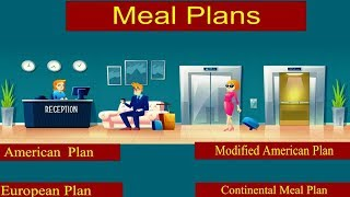 What are Hotel Meal Plans ? II AP/CP/EP/MAP  Plans