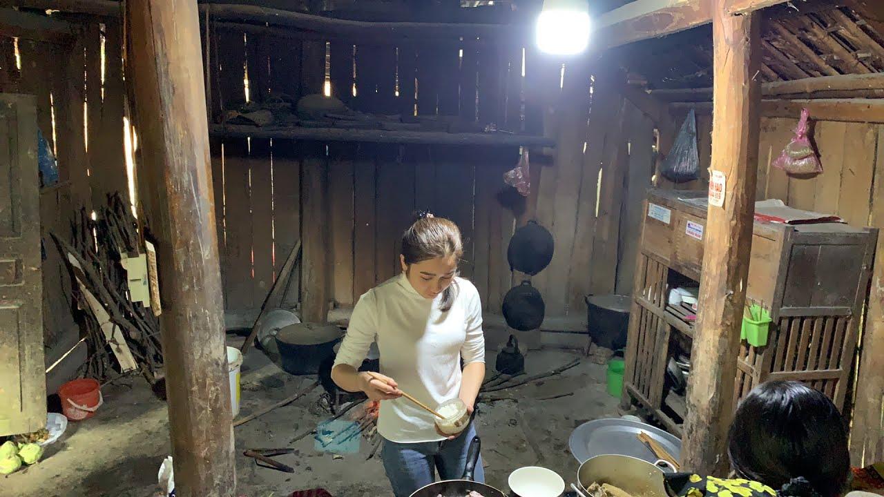 Làm cơm thắp hương rằm tháng giêng