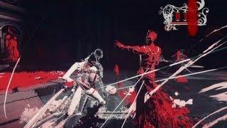 Killer is Dead - Sword Fight Gameplay (PS3)