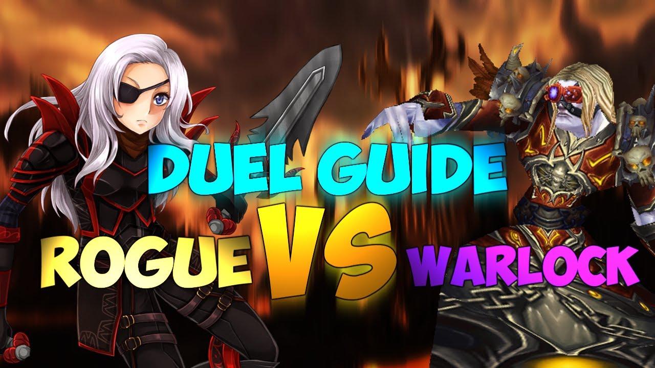Sensus wow rogue pvp guide rogue vs warlock duel for Cuisinier wow guide