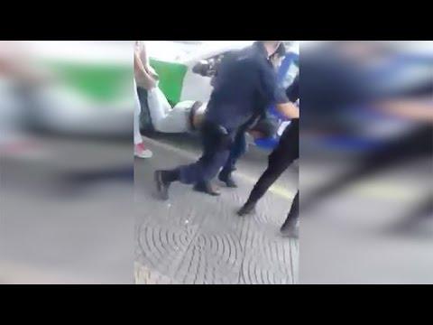 Padres de un colegio de Quilmes capturaron a un motochorro que asaltó a una maestra