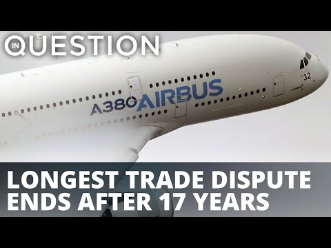 Airbus and Boeing make peace to confront China