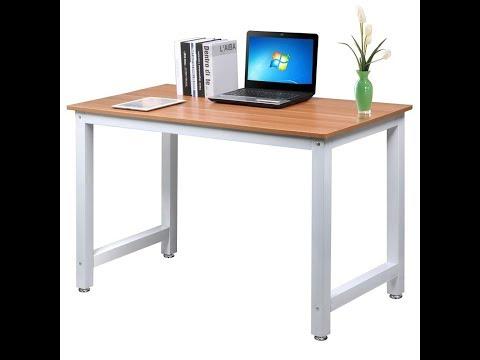 Computer Desk Unboxing From Walmart 60$