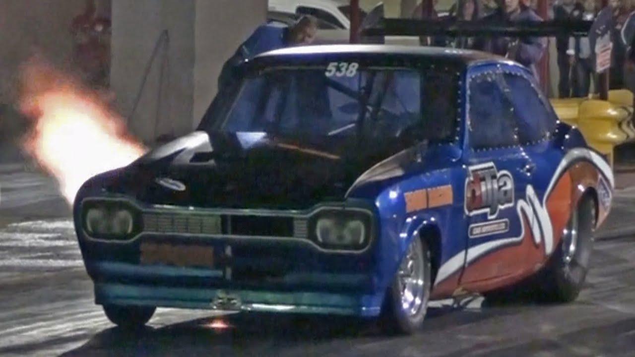 Rotary Drag Racing At Hal Far Raceway Youtube
