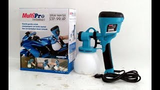 Multipro Electric spray painter esp-99 hp