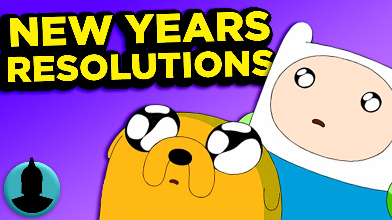 29 New Years Resolutions From Cartoon Characters (Tooned ...