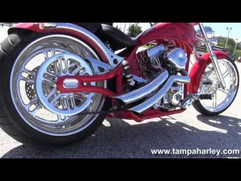Used 2008 Big Dog Pitbull Motorcycle for sale  with Vance & Hines Exhaust