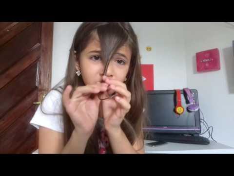 FUI CORTAR MINHA FRANJA E OLHA NO QUE DEU!!!!! thumbnail