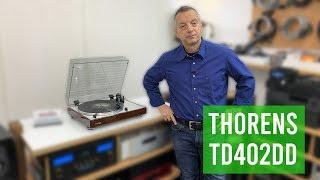 Thorens TD402 - il nuovo 160!