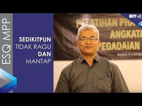 Testimoni Alumni ESQ MPP - Bapak Fahrul Rozi (Pegadaian)