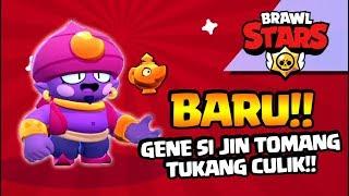 🔴 BRAWLER BARU!! GENE Si TUKANG CULIK!! | Brawlstars Indo