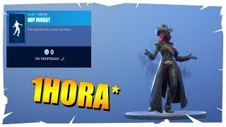 New-free dance HOT MARAT pendant 1 heure :v (FORTNITE BATTLE ROYALE)