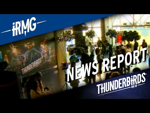 Thunderbirds Are Go | News Report - BFI Premiere on ITV News