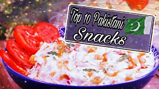 Top 10 Pakistani Snacks - Pakistani Snacks - Top Ten Pakistani Famous Snacks