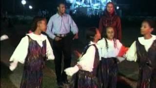 فرقة ألوان الطيف للرقص للأطفال ـ  أغنية أحلام الطفولة ـ الفنان محمد حسن ـ الفنانة رشا بكري