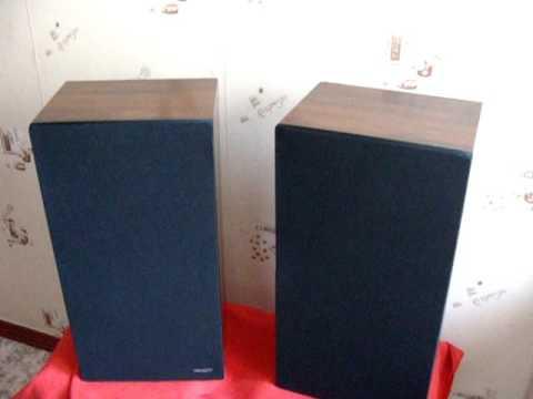 Редкая винтажная акустика Sharp — Optonica CP – 1030
