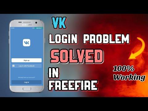 VK Login Problem Solution - 100% Working Solution