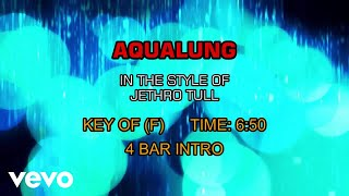 Jethro Tull - Aqualung (Karaoke)