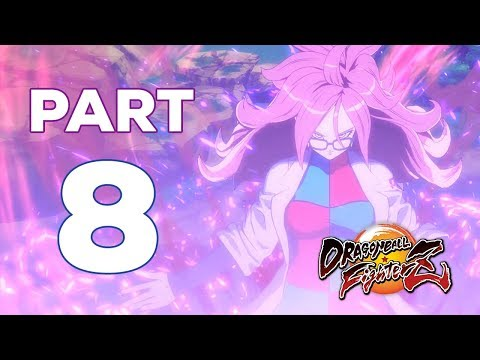 Dragon Ball FighterZ Story Mode Part 8 | TRAITOR AMONG US
