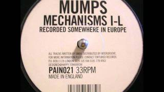 Mumps (Umek) - Mechanism L (PAIN 021 Track D2)
