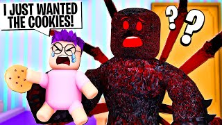 Can We Survive The CHRISTMAS ENDING In ROBLOX DAYCARE!? (THE OWNERS TROLLED US!)