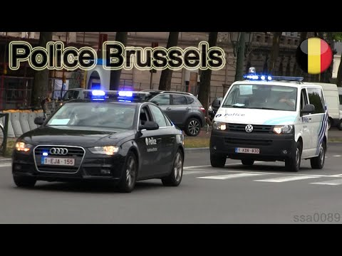 Police Bruxelles/Politie Brussel (collection) [BE | 7.2015]