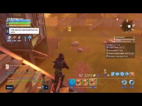 He scammed a kid, this happened next|Fortnite stw Scammer gets scammed