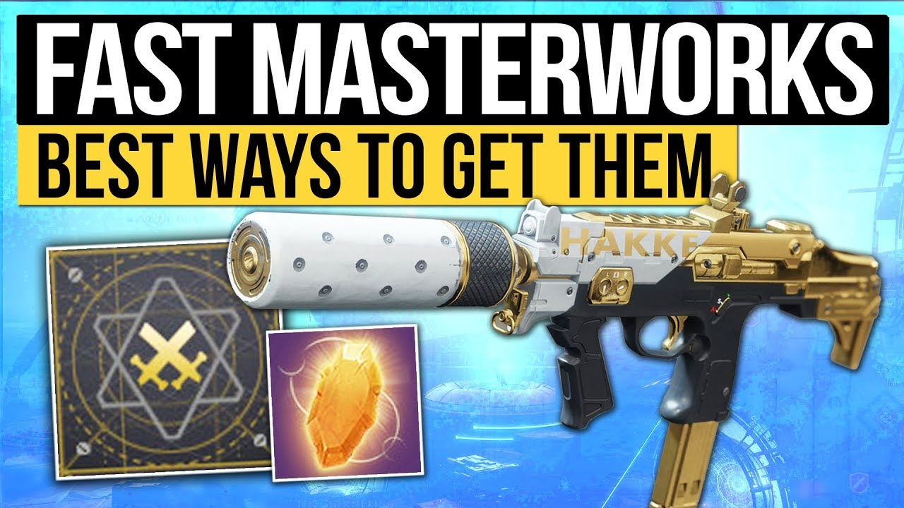 Destiny 2: Masterworks guide - Stat perks, getting cores and