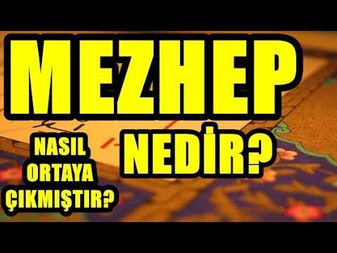 Mezhep Nedir? Kuran'la Alakası Var Mı?
