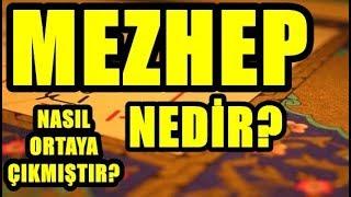 Mezhep nedir? Kuranla alakası var mı?