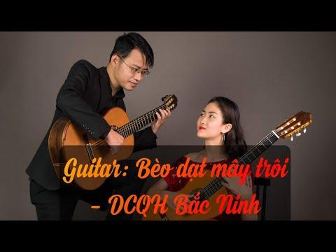 Bèo dạt mây trôi guitar bd: Vũ Hiển