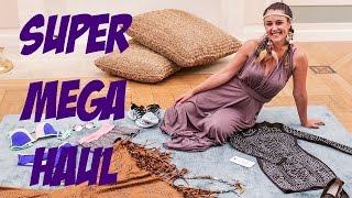 Super Mega Haul Aliexpress