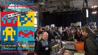 11. Retro-Börse in Oberhausen - Alle Stände & Ausstellungen - 11.5.2013
