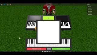 Cómo jugar canción de tiburón bebé en el piano roblox!