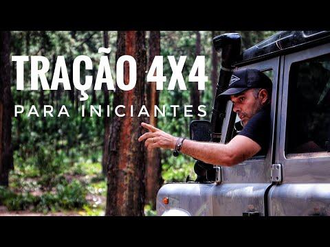TRAÇÃO 4X4 PARA INICIANTES NO OFFROAD - COMO FUNCIONA DIFERENCIAL E BLOQUEIO