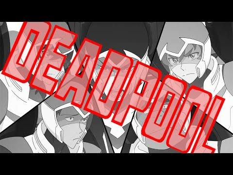 Defenders Of The Universe | Deadpool Trailer Parody