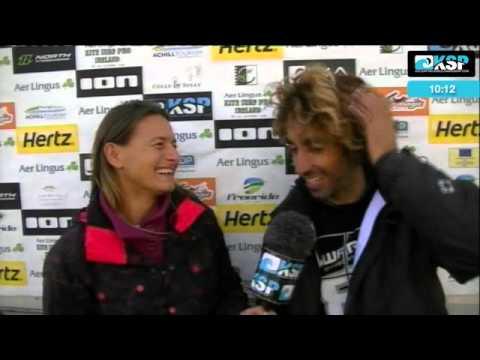 Livestream Recording Aer Lingus Kite Surf Pro Ireland 2012 - Day 7