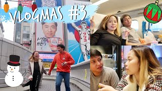OUR MANY FIRSTS TOGETHER! | Vlogmas #3