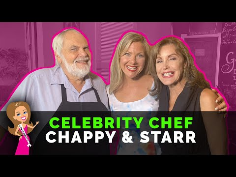 Chappy Interview     John And Starr Chapman     Gulf Coast Celebrity Chef     Power Couple