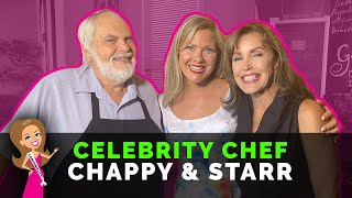 Chappy  nterview    John and Starr Chapman    Gulf Coast Celebrity Chef    Power Couple