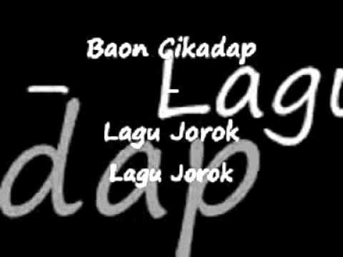 Lagu Jorok - Agus Baon Cikadap.3gp