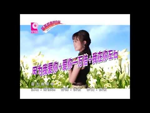 Yin Wei Wo Ai Ni + Ai Ni Yi Wan Bei + Wo Zai Ni Zuo You - ( Jessica Ho ) - Mandarin Love Song