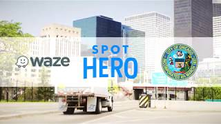 SpotHero, Waze and the City of Chicago Join Forces to Outsmart Traffic