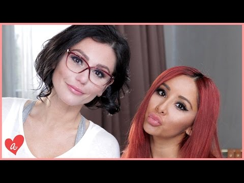 Snooki & JWOWW Talk Celebrity Twins and Before I Fall! | #MomsWithAttitude Moment