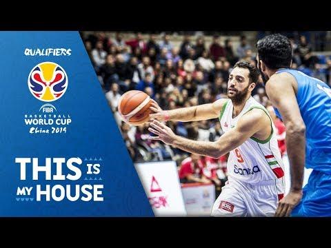 Lebanon vs India - Highlights - FIBA Basketball World Cup 2019 Asian Qualifiers