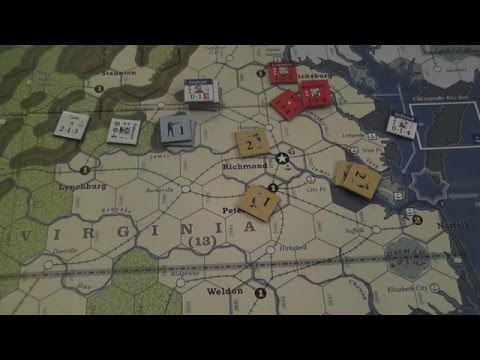 The U.S. Civil War (GMT) Review