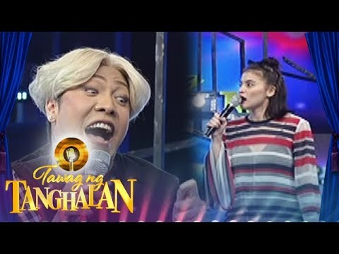 Tawag ng Tanghalan: Vice talks about lover's quarrel